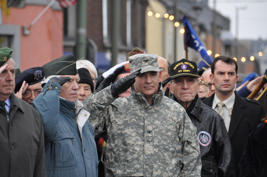 The U.S. Army - WWII veterans and Soldiers remember the Battle of the Bulge